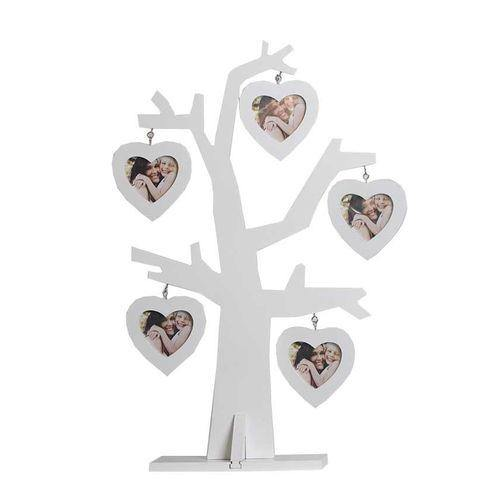 Sirocco Family Tree Photo Frame - Grey-Photo Frame on -Homely.co.ke