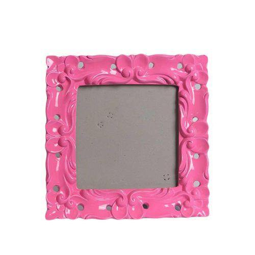 Sirocco Baroque Photo Frame - Pink-Photo Frame on -Homely.co.ke