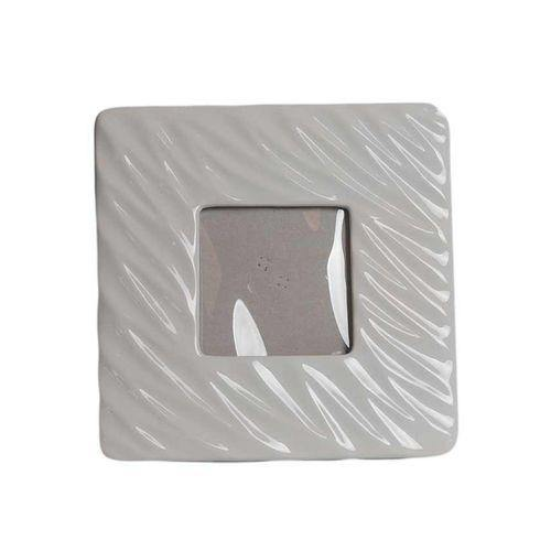 Sirocco Ceramic Photo Frame - Small - Grey-Photo Frame on -Homely.co.ke