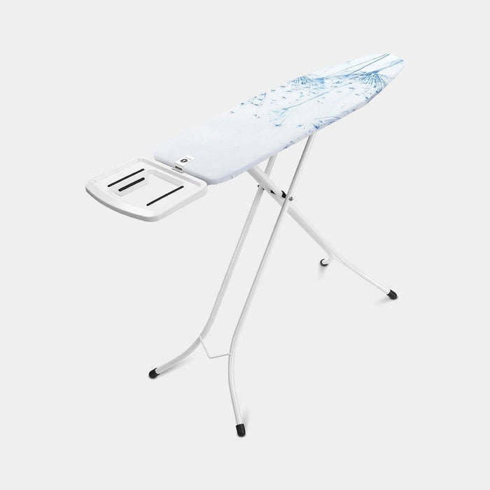 Brabantia Ironing Board SIR Coton Flower 95cm X 30 cm (S)-Ironing Board on -Homely.co.ke