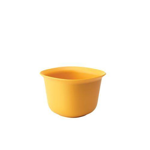 Brabantia Tasty Mixing Bowl - 1.5L, Honey Yellow-Mixing Bowl on -Homely.co.ke