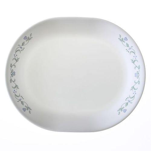 Corelle Serving Platter - Country Cottage, 31cm-Plates on -Homely.co.ke