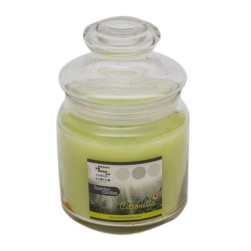 Sirocco Citronella Scented Candle-Candle on -Homely.co.ke