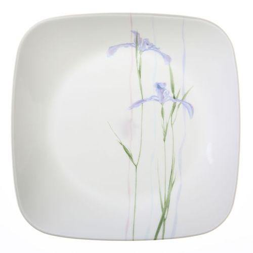 Corelle Square Luncheon Plate - Shadow Iris, 22.9cm-Plates on -Homely.co.ke