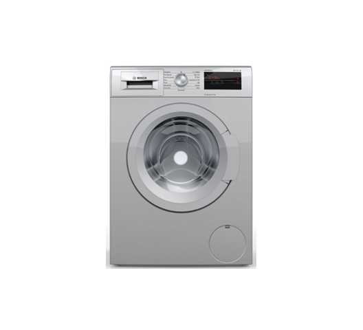Bosch WAK2426SKE Front Load Washing Machine - Silver-Washing Machine on -Homely.co.ke