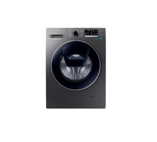 Samsung WW80K5410US Front Load AddWash Washing Machine - Silver-Washing Machine on -Homely.co.ke