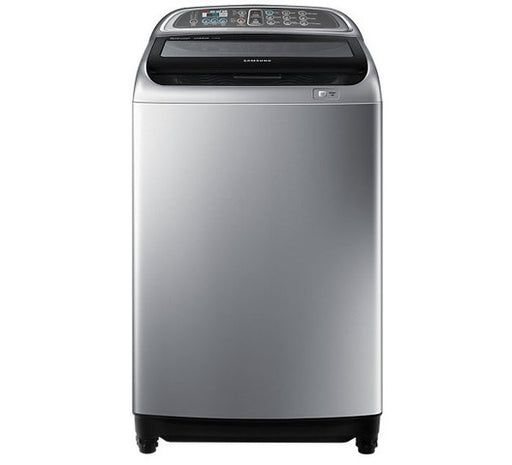 Samsung WA16J6750SP Top Load Washing Machine - Silver-Washing Machine on -Homely.co.ke