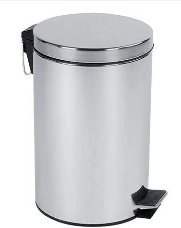 Stainless Steel Pedal Bin-Bin on -Homely.co.ke