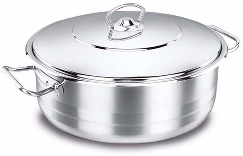 Korkmaz Astra Casserole - 22cm/4.5L-Cookware on -Homely.co.ke