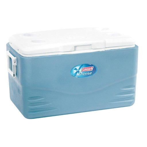 Coleman Cooler Box - 49.2L, Blue-Coolers on -Homely.co.ke