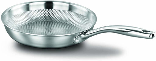 Korkmaz Pro-Chef Grill Frypan - 20 x 4.5cm, 1.0L-Cookware on -Homely.co.ke