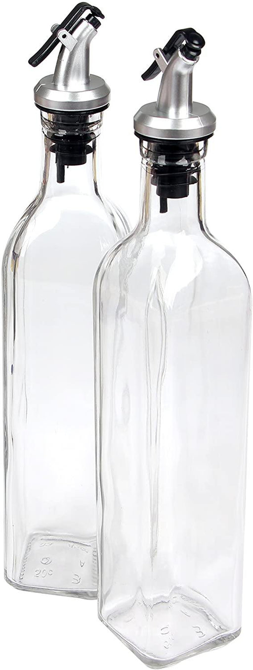 Glass Bottle With Spout - 260ml-Glassware on -Homely.co.ke