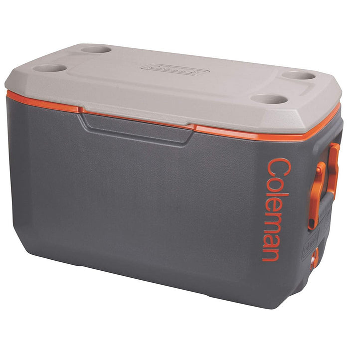 Coleman Cooler Box - 66.2L, Grey-Coolers on -Homely.co.ke