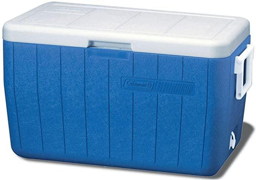 Coleman Cooler Box - 45.4L, Blue-Coolers on -Homely.co.ke