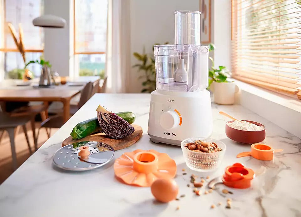 Philips Daily Collection Compact Food Processor-Food Processors on -Homely.co.ke