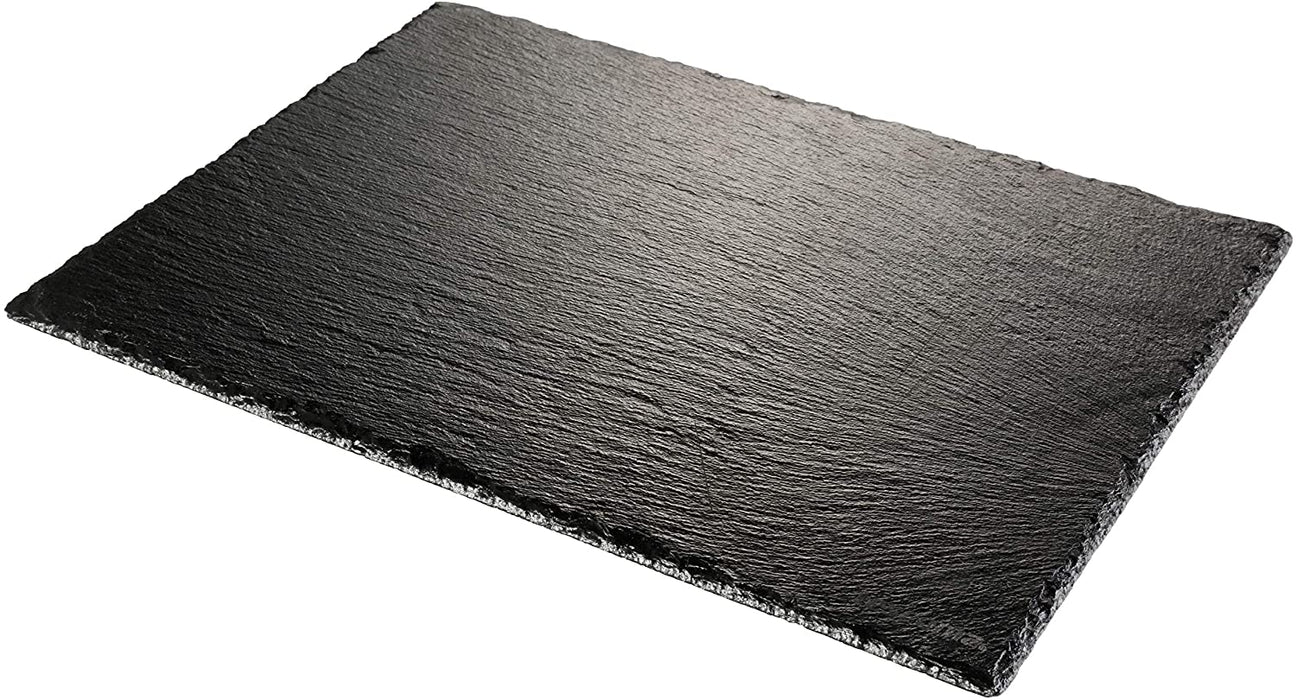 Tescoma GrandChef Slate Plate 30 x 20 cm Black-slate plate on -Homely.co.ke