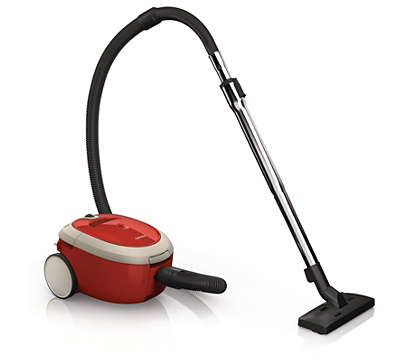 Philips SmallStar Vacuum cleaner with bag HomeCare 1600 W-Vaccum Cleaners on -Homely.co.ke