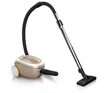 Philips SmallStar Vacuum cleaner with Bag-Vaccum Cleaners on -Homely.co.ke