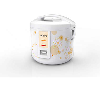 Philips Basic Jar Rice Cooker-Rice Cooker on -Homely.co.ke