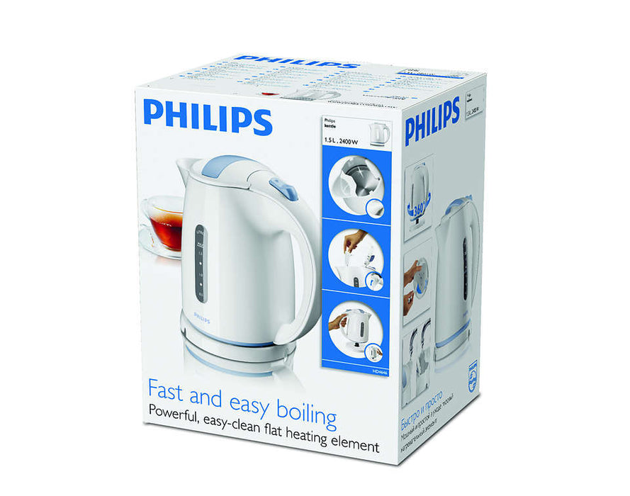 Philips Daily Collection Basic Kettle-Kettle on -Homely.co.ke