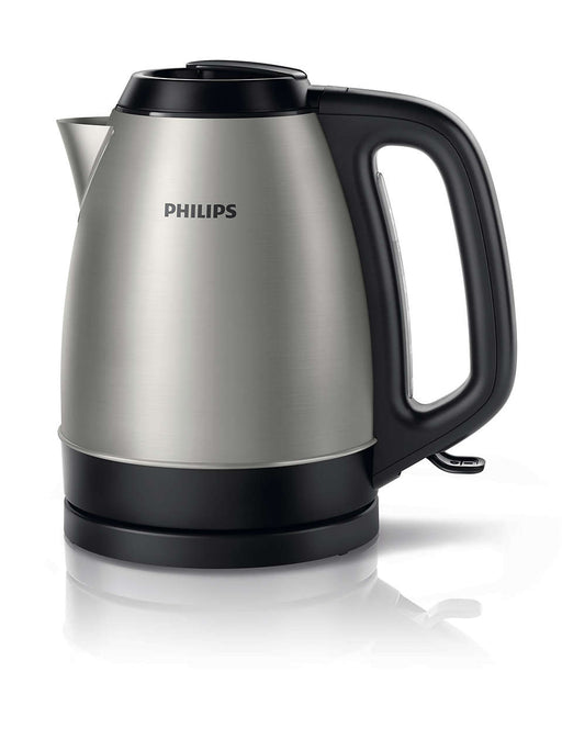 Philips Metal Brushed Electric Kettle-Kettle on -Homely.co.ke