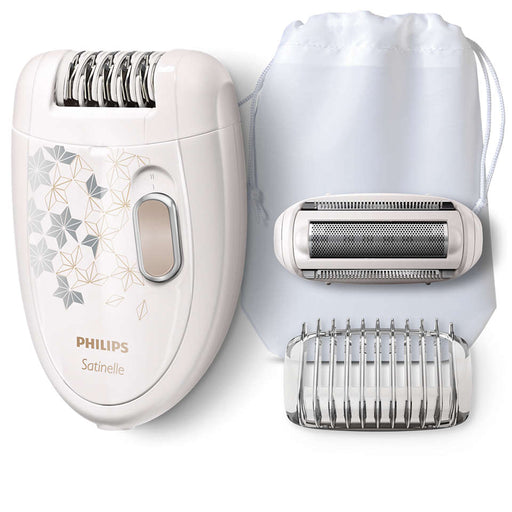 Philips Satinelle Essential Compact Epilator-Female Epilators on -Homely.co.ke