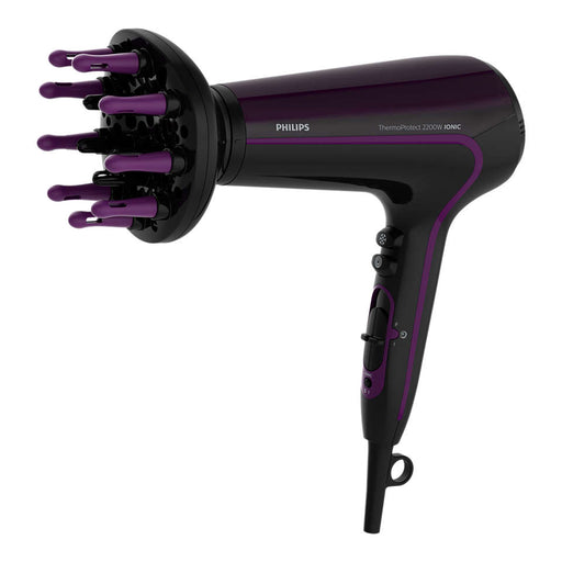 Philips ThermoProtect Ionic Hairdryer 2200W-Hair Dryers on -Homely.co.ke