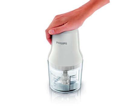 Philips Daily Collection Chopper-Choppers on -Homely.co.ke
