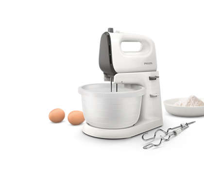 Philips Viva Collection Mixer-Hand Mixer on -Homely.co.ke