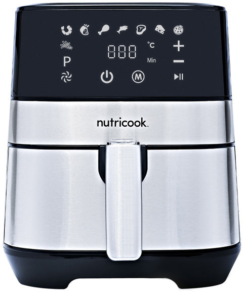 Nutricook NC-RAF55 Rapid Air Fryer 5.5L-Fryer on -Homely.co.ke