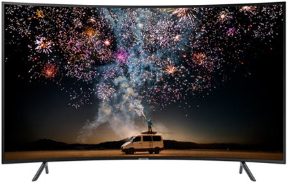 Samsung UHD 4K CURVED LED TV: SERIES 7 UA-65RU7300-Tv on -Homely.co.ke