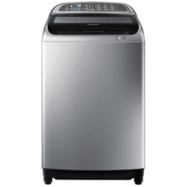 Samsung WA13J5730SS Top Load Washing Machine - Silver-Washing Machine on -Homely.co.ke