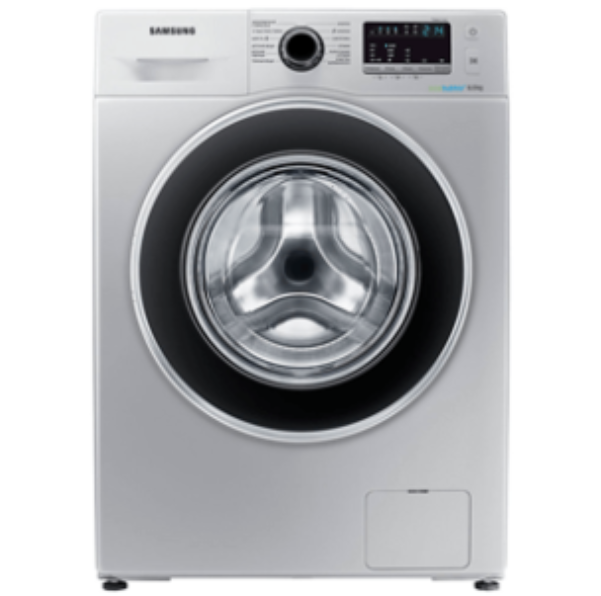 Samsung WW70J4260GX Front Load Washing Machine - Silver-Washing Machine on -Homely.co.ke