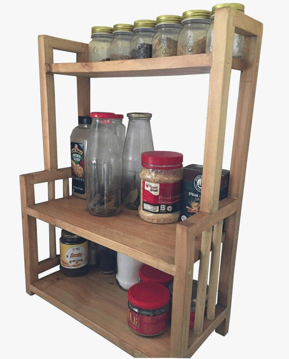 Green Furniture Kitchen Spice Rack-Kitchen Spice Rack on -Homely.co.ke