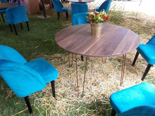 Green Furniture Outdoor Chairs and Table-Outdoor Chairs And Table on -Homely.co.ke