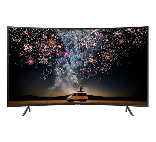 Samsung UA49RU7300 UHD, LED TV - Curved-Tv on -Homely.co.ke