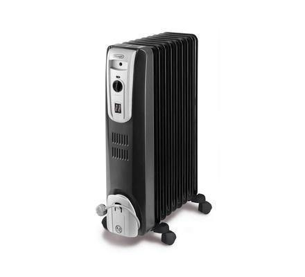 De'Longhi Oil Filled Radiator Heater - 9 Fins-Heaters on -Homely.co.ke