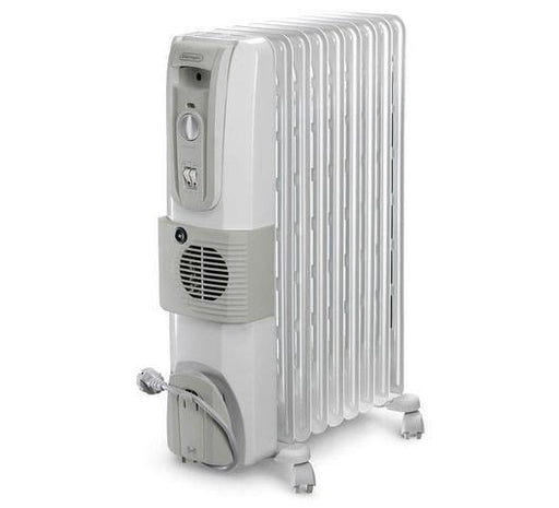 De'Longhi KH770925 Oil Filled Radiator Heater - 9 Fins-Heaters on -Homely.co.ke