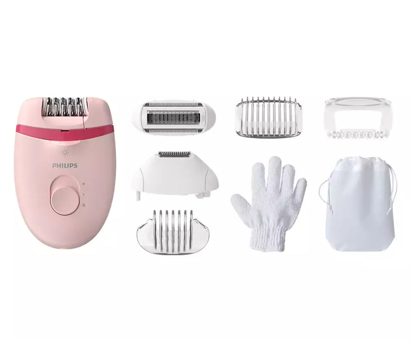 Philips Satinelle Essential Corded compact epilator-Female Epilators on -Homely.co.ke