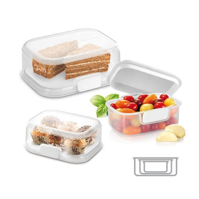 Tescoma Fresh Zone Container Set - 3 Pieces-Container Set on -Homely.co.ke