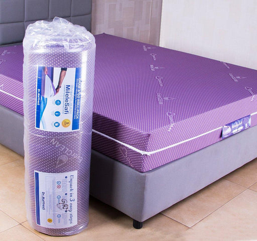 Dr. Mattress MileleSafi Mattress - 6 Feet-Mattresses on -Homely.co.ke