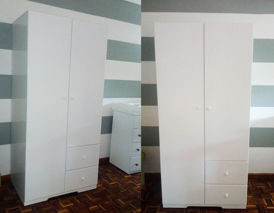 My Tree House Storage unit with Double door & 2 Drawers-Furniture on -Homely.co.ke