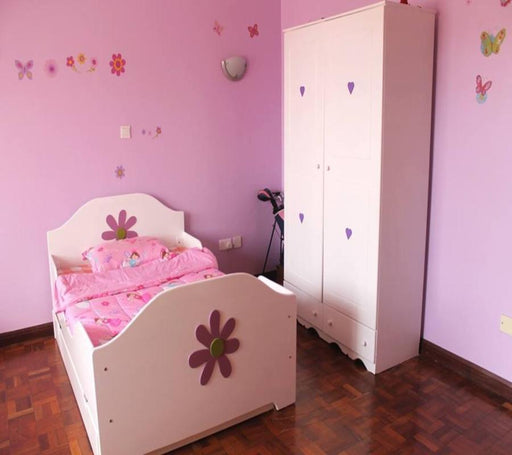 My Tree House Toddler bed with Fixed Barrier-Furniture on -Homely.co.ke