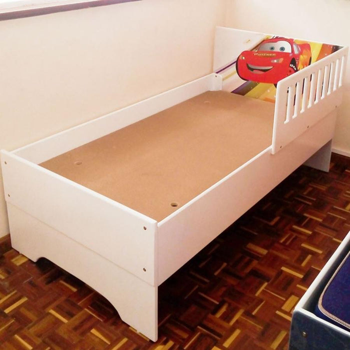 My Tree House Toddler Bed with Rail-Furniture on -Homely.co.ke