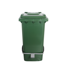 Garbage Pedal Bin - 60L-Bin on -Homely.co.ke