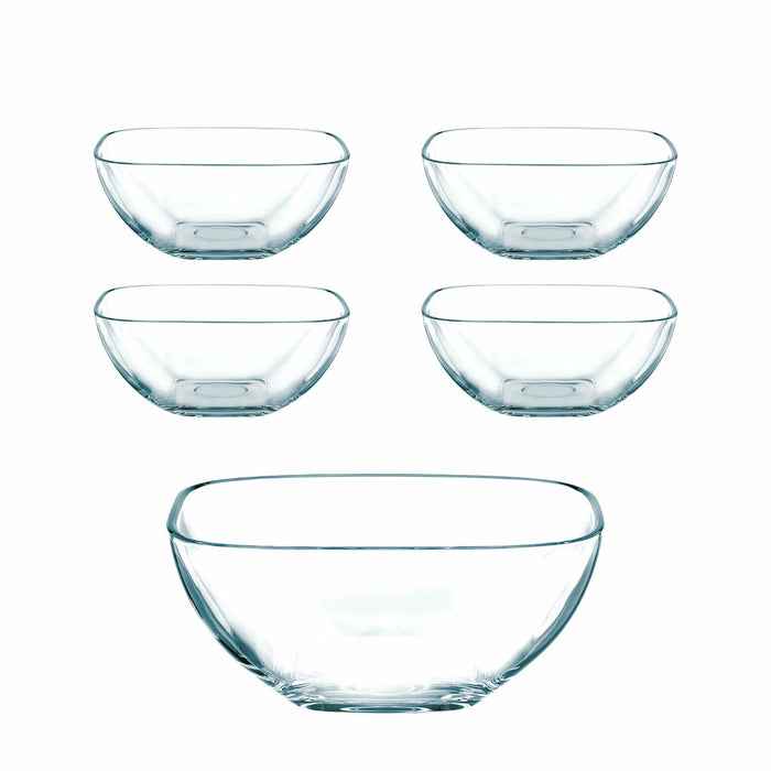 Nachtmann Domino Bowl Set - 5 Pieces-Bowls on -Homely.co.ke