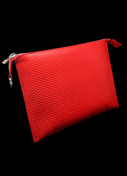 Handmade Leather Pouch DOT-Design