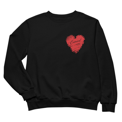 CARNIVAL IN MY HEART | CREW SWEATSHIRT