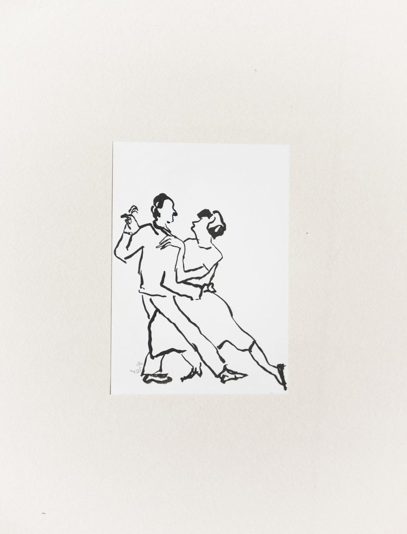 Untitled (Dancing Series No. 3) - Karma Kollective