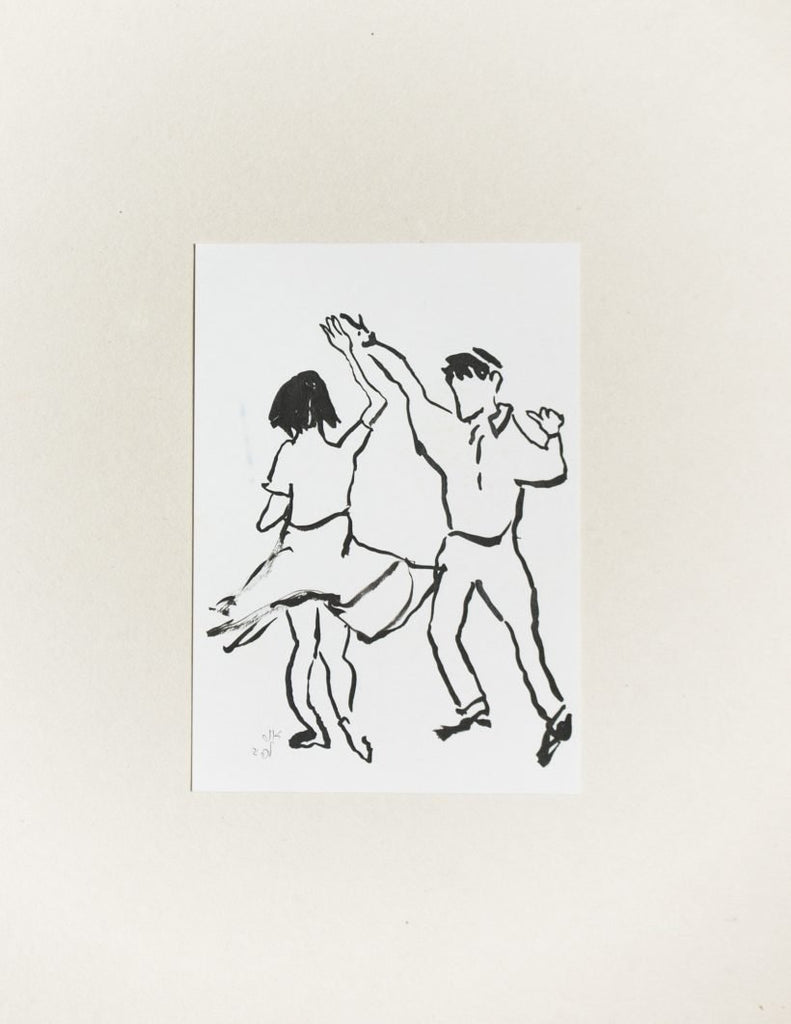 Untitled (Dancing Series No. 2) - Karma Kollective